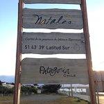 Latitud de Puerto Natales / Hotel Weskar Lodge