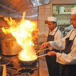 Our highly trained chefs love delivering authentic cuisine for our guests
