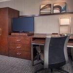 Standard Guest Room Work Desk Area