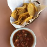 Free Tortilla Chips and Salsa