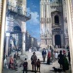 Dipinto Piazza Duomo