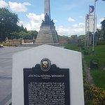 Rizal Monument.