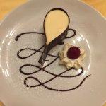 Dessert at dinner!