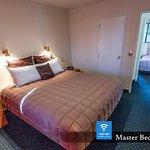 Two Bedroom Unit - Master Bedroom