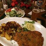 Vienna Schnitzel Pork