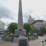 Photo of Vance Monument