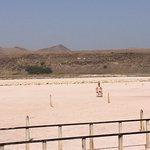 Pedra Lume Salt Crater