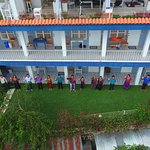 ¡¡¡HOLA… HOLA…!!! Saludos, San Juan La Laguna, Hotel  Pa Muelle