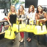 Girls Day Out NYC Shopping Tour Celebration