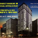 Direct Booking Special Event