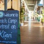 Foto van Beachcamp Retreat on K'gari