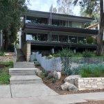 A Richard Neutra home on Silverlake Boulevard
