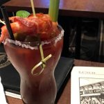Bloody Mary's are awesome