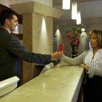 Foto di Novotel Roma Est Hotel