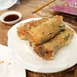 Buddha's Delight in Dried Bean Curd Roll