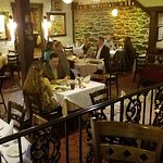 Outstanding Romantic dinner in Old Town Alexandria, Virginia. Il Porto has romance and love
