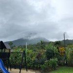View of the Volcano
