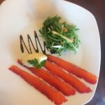 Cured Local Salmon