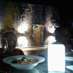 Great ambience for a snack dinner and drinks.