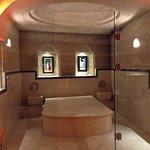 Suite's private hammam