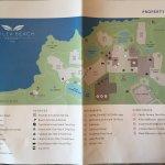 Wailea Beach Resort map