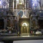 Basílica Nuestra Señora de Luján, Luján, Argentina. Camarín