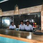 Bild från Lighthouse Restaurant Swakopmund