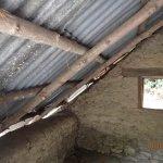 inside 1st hut