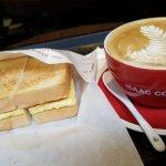 Bild från Isaac Toast & Coffee