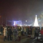 New Year's Eve on La Passeggiata