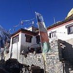 Winter life in Mudh Village Pin valley.