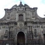 Iglesia de los Jesuitas, Quito.