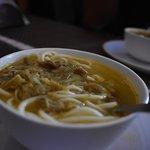 Chicken Thukpa