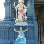 Nainativu - Hindutempel im Norden bei Jaffna
