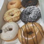 1/2 a dozen donuts for just RM19