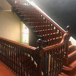 Beautiful old staircase