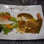 Croustillant de crevette