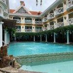 Foto de Boracay Mandarin Island Hotel