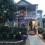 All decorated for Coastal Christmas