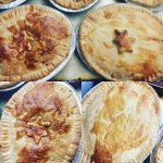 Homemade Pies made daily on site
