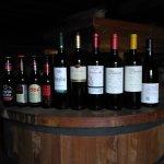 Seleccion de vinos y cervezas Gallegas