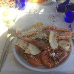 Assiette fruits de mer