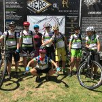 Start Mountainbike Tour Rehbokkloof