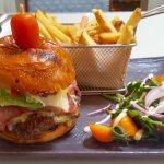Handmade Gourmet Irish Beef Burger