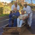 Bild från Wicker Toboggan Sled Ride