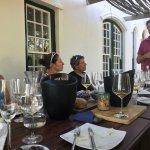 Winetesting bei Birgit und René Jacaranda in Wellington