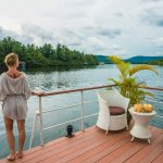 4 Rivers Floating Lodge Resmi
