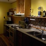 Tom Wilson - Kitchen view. Includes Nutri Bullet, French Press & grinder for coffee ...