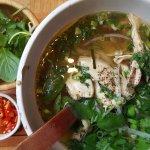 Pho Ga (chicken soup)