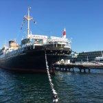 日本邮船 氷川丸照片